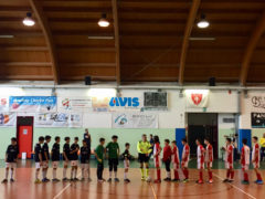 Under 15, Girone Gold, 4°giornata Corinaldo Calcio a 5- Senigallia Calcio 5-5