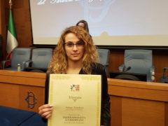 A Selene Tombari una borsa di studio dalla Fondazione Italia Usa