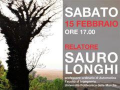 Un manifesto per le Marche - Relatore Sauro Longhi