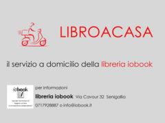 Libroacasa: il servizio a domicilio della libreria iobook