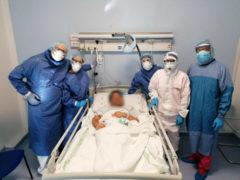 Coronavirus, primo paziente estubato nelle Marche