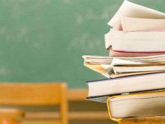 libri di testo, libri scolastici, scuola