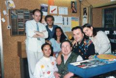 Lutto nel mondo della radio: addio a Gabriele Giampieretti