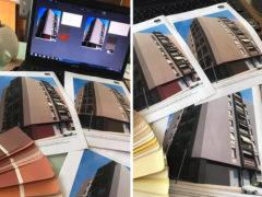 Rendering colore elaborati da ditta Marinelli Sisto di San Lorenzo in Campo