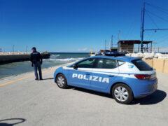Porto di Senigallia, Polizia