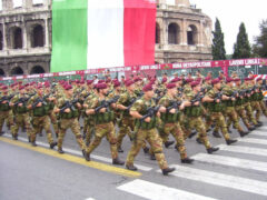 Parata militare del 2 giugno a Roma