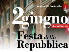 2 giugno 2020, Corinaldo celebra la Festa della Repubblica