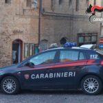 Carabinieri a Ostra