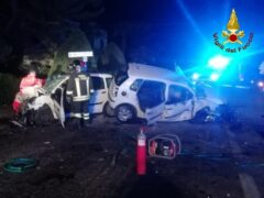Incidente a Serra de' Conti