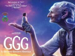 il film GGG Il Grande Gigante Gentile