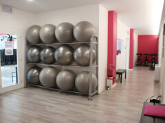 Palestra centro fitness FitxFun a Senigallia - Area reception