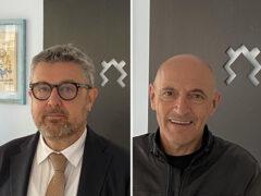 Massimo Olivetti e Fabrizio Volpini