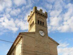 orologio torre castelleone