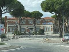 L'ospedale di Senigallia