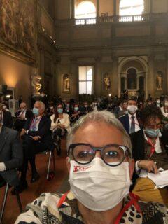 Paola Petrini (BCC Ostra e Morro d'Alba) aI Festival Nazionale dell'Economia Civile di Firenze
