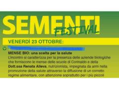 Sementi Festival 23 ottobre