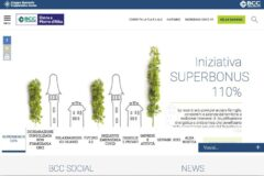 BCC Ostra e Morro d'Alba - Iniziativa Superbonus 110%