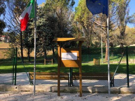 Area cani a Trecastelli
