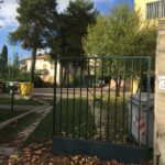 Ingresso secondario scuola G. Degli Sforza di Corinaldo