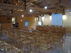 Biblioteca comunale Antonelliana di Senigallia: sala conferenze