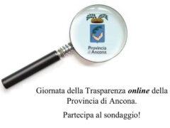 Provincia di Ancona - Giornata della Trasparenza 2020