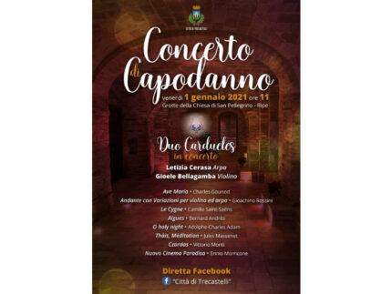 Volantino Concerto Capodanno