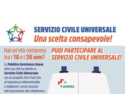 Servizio Civile Universale alla Pubblica Assistenza Avis Corinaldo ODV