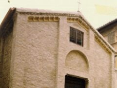 Chiesa di Sant'Antonio Abate a Ostra