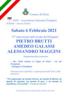 Manifesto ANPI Ostra