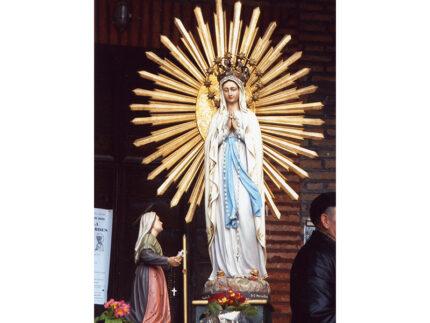 Vergine di Lourdes