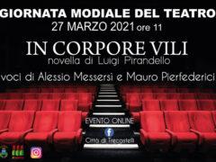 Giornata mondiale dei Teatri