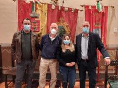 Nicola Peverelli, Gloria Montironi, Giorgio Terenzi, Massimo Lorenzetti