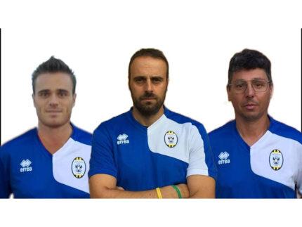 Daniele Api, Stefano Curzi e Simone Cesaretti