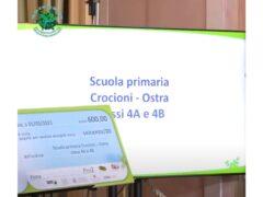 """Concorso """"Viaggio al Centro della Terra"""" - Premiata Scuola Primaria Crocioni di Ostra"""