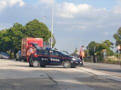 Controlli dei Carabinieri lungo le strade