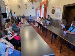 L'Amministrazione di Trecastelli incontra bambini e genitori di Monterado