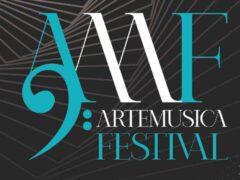 """Volantino """"Arte Musica Festival"""""""