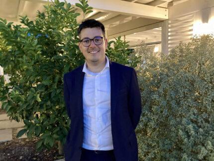 Luca Baldi Assessore ai Lavori pubblici