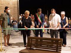 """Inaugurazione del """"Museo a Cielo Aperto"""" a Ripe di Trecastelli"""