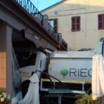incidente a Trecastelli