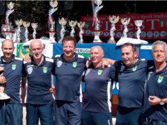 I campioni italiani di ruzzola 2021