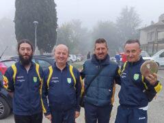 Gli atleti di Trecastelli e Mondolfo al campionato italiano di rulletto