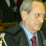 Il giudice Mario Fabbri