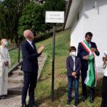 A Longarone intitolazione scalinata dr. Mario Fabbri