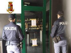 Polizia dispone chiusura locale per 5 giorni a Ostra Vetere