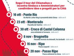 ChiAmaBus tour Trecastelli
