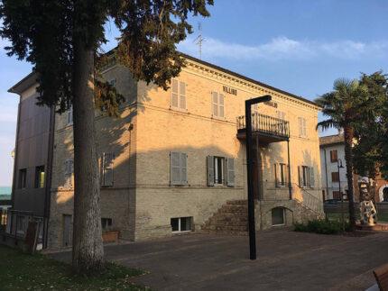Villino Romualdo - Museo Nori De' Nobili - Trecastelli