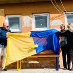 Inaugurazione panchina in ricordo di Nando Benarrivo