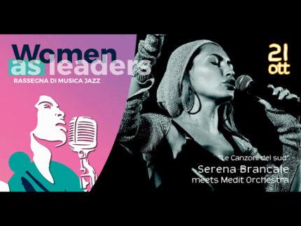 Women as leaders - Serena Brancale meets Medit Orchestra