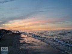 Il mare di Senigallia - Frammenti d'estate - Foto di Romina Togni
